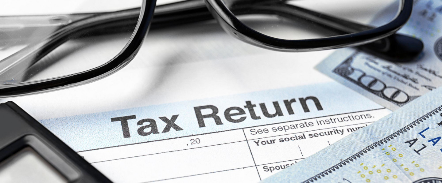 We offer income tax services. You can drop off your return we'll call you when its done. Fast, reliable service.